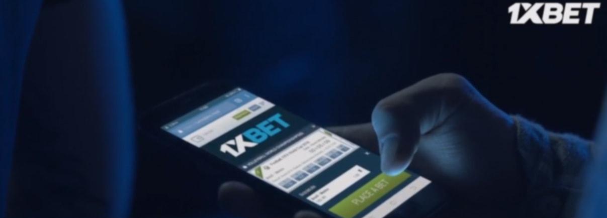 1xBet Kenya app